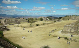 Oaxaca archaeological sites