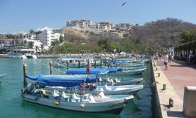 huatulco Boat Ride