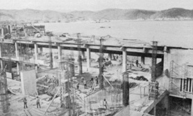 huatulco contruction 1960